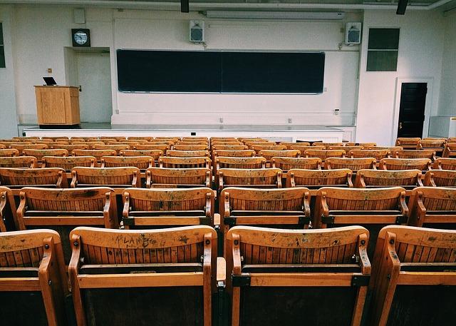 přednáškový sál
