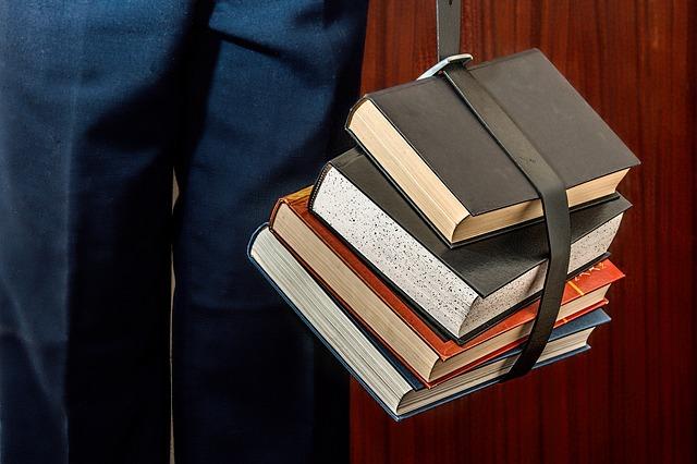 svázané knihy