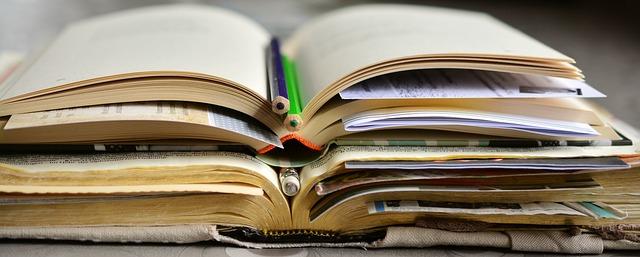 založené učebnice
