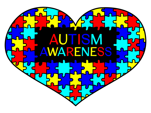 zvýšení povědomí o autismu