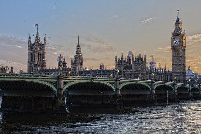 parlament anglie