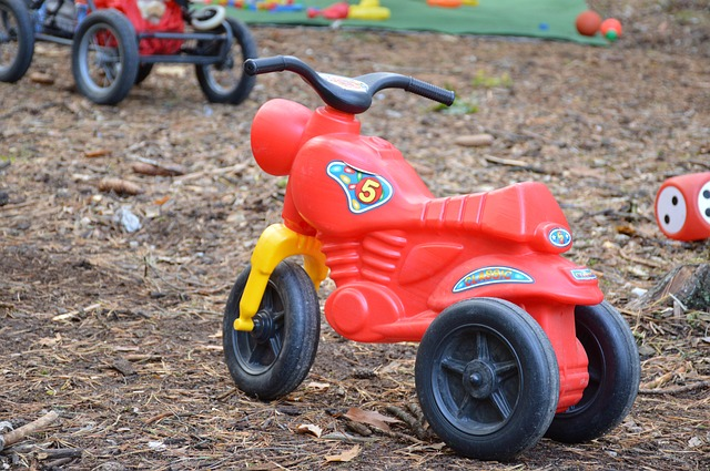 Dětské motorka