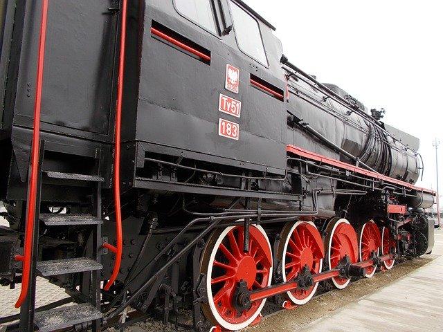 černá lokomotiva