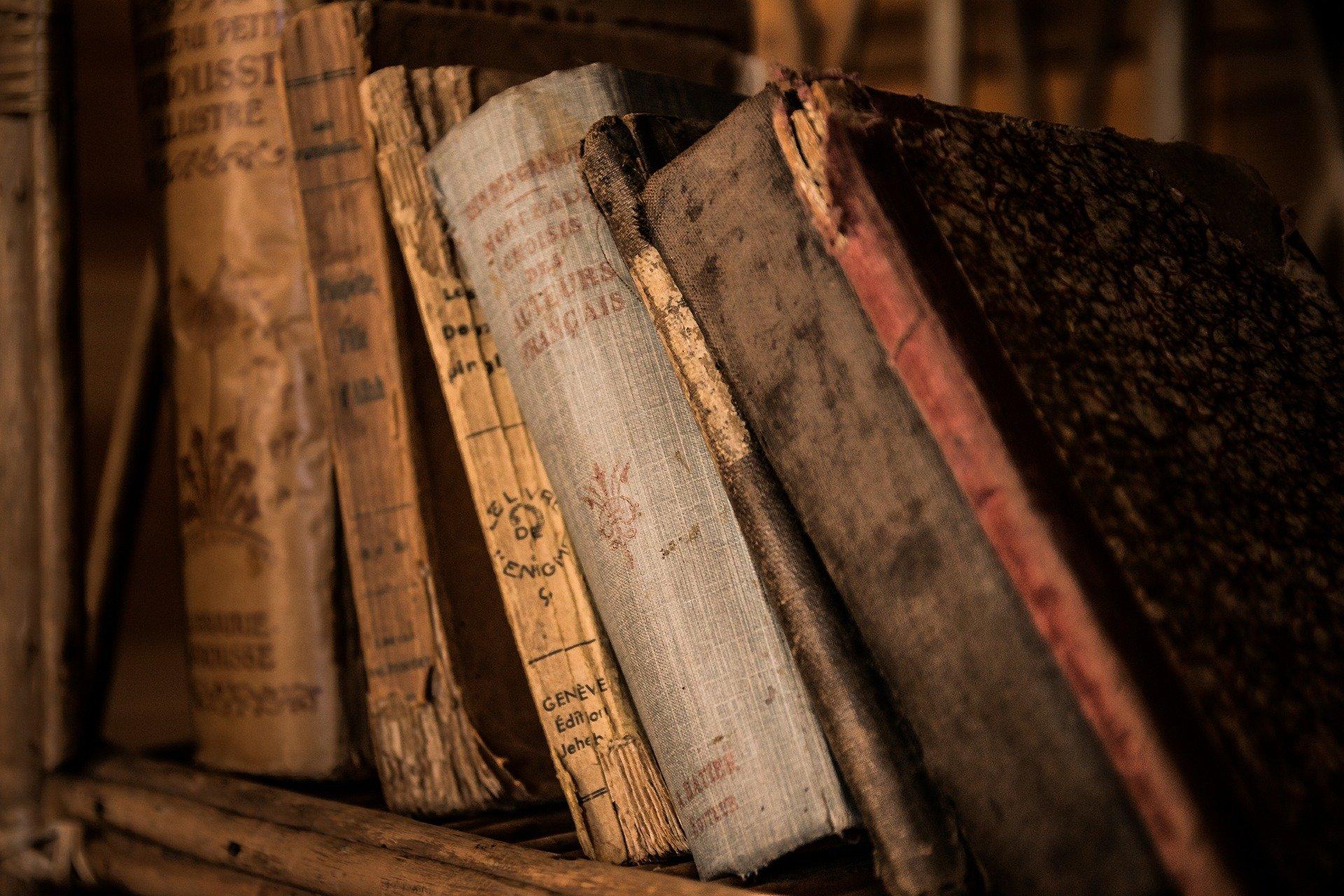 Kniha – přítel člověka a výběr těch nejlepších děl