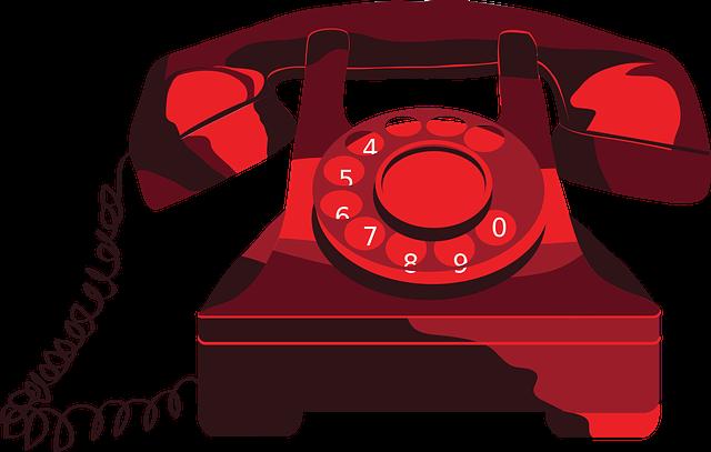 pevný telefo