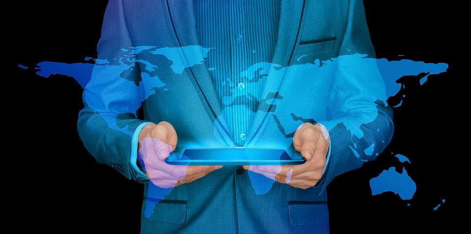 rozšíření internetu